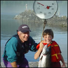 fishing at Island West Resort,  ucluelet